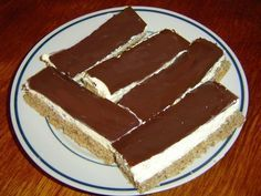 Czech Recipes, Ethnic Recipes, Oreo Cupcakes, Something Sweet, Sweet Desserts, Desert Recipes, Fudge, Pavlova, Sweet Tooth