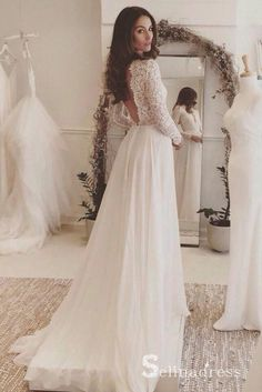 Long Sleeves Wedding Dress,beach Boho Wedding Dresses With Sleeves . Long Sleeves Wedding Dress,Beach Boho Wedding Dresses with sleeves wedding gowns with sleeves - Wedding Gown Wedding Dress Black, Lace Beach Wedding Dress, Lace Wedding Dress With Sleeves, Western Wedding Dresses, Wedding Dress Chiffon, Prom Dresses Long With Sleeves, Backless Wedding, Long Wedding Dresses, Long Sleeve Wedding