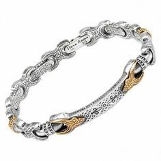 14K Gold Men's Bracelet