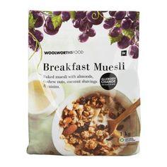Breakfast Muesli 1Kg