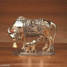Show pieces Beautiful Metal Home Decor Material: Metal