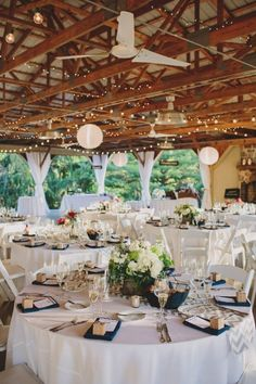 So much to swoon over at this Audubon Center wedding. (Photo by Lauren Fair Photography)