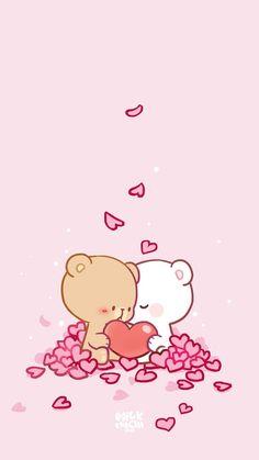 Stories • Instagram Bear Wallpaper, Kawaii Wallpaper, Wallpaper Iphone Cute, Love Wallpaper, Disney Wallpaper, Cute Cartoon Images, Cute Love Cartoons, Cute Cartoon Wallpapers, Cute Bear Drawings