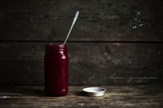 Red Currant Jam Recipe by Helena Ljunggren