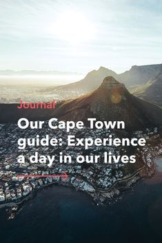 Cape Town, the home of Ker & Downey® Africa, is buzzing with activity. Keep in the loop and read our insiders guide to Cape Town, South Africa. Stuff To Do, Things To Do, Table Mountain, Cape Town, Our Life, South Africa, Travel Tips, Activities, Reading