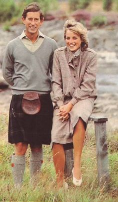 "Prince Charles writes ""Despite her quip at a photo-call beside the River Dee that she could ""thoroughly recommend married life"" their partnership was already in trouble. She more than once exploded into a tirade of anger from which he retreated in bewilderment and despondency."