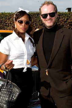 Actress and Hip Hop Superstar Eve married British billionaire Maximillion Cooper in 2014 in Ibiza, Spain #love #wmbw #bwwm
