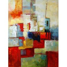 The Square Bellows Wholesale Abstraft Reproductions Painting