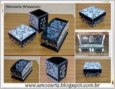 Peça organizadora - Peças Organizaras com detalhe em relevo - mdf madeira http://www.amocarte.blogspot.com.br/