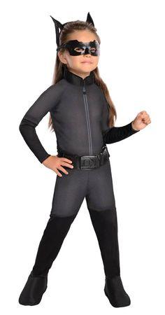 Cat woman girls costume @Jessica Powell. If Gavin Landon is Batman. Kennedy could be Cat Woman