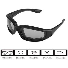 08f47d9669c47a Motorcycle Bike Outdoor Sports Eyewear Glasses
