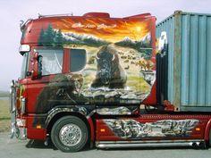 Scania Longline