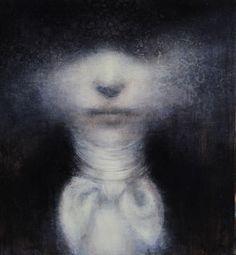 """""""Man of Stars"""" by Toronto based (but Bosnian) painter Maya Kulenovic!"""