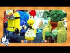 LEGO Motorized projects update #1