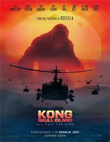Kong: Skull Island (Kong: La isla de la Calavera) (2017) [VL] [TS-HQ] - Acción, Aventuras, Survival, Fantasía, Animales