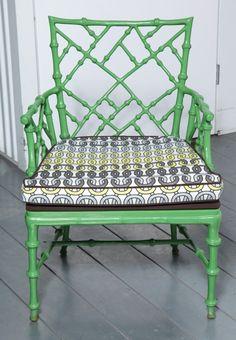 Phyllis Morris Faux Bamboo Cast Metal Arm Chairs Set of 6 Modern Garden Furniture, Bamboo Furniture, Types Of Furniture, Steel Furniture, Ikea Furniture, Furniture Makeover, Office Furniture, Tropical Furniture, Cane Furniture