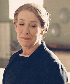 Jim Carter, Phyllis Logan, Carson/Hughes ... need I say more? Downton Abbey ..