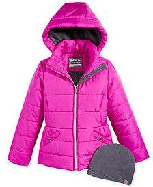 Search For Flights Ideology Quilted Puffer Vest Toddler Girls Size 3t Crazy Price Girls' Clothing (newborn-5t) Outerwear