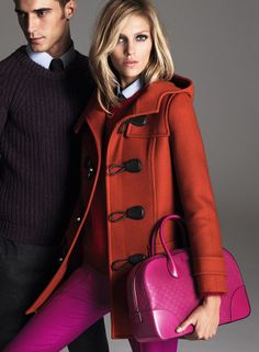 Gucci Pre-Fall 2014 Campaign, by Mert Alas and Marcus Piggott