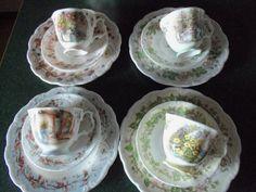 "Royal Doulton Brambly Hedge ""Seasons"" Tea Set"