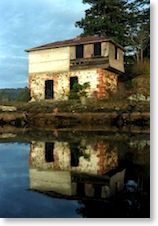 Located in Esquimalt Harbour. Vancouver Island, British Columbia, Canada, Victoria, Mansions, Landscape, House Styles, Places, Photos