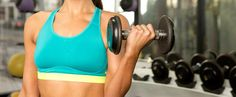 How You Know It's Time to Lift Heavier Weights #Fitness