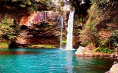 Jeju Island South Korea – the waterfalls