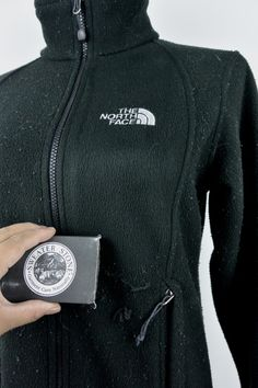 How To Make Your Flece Jackets Look New Again - using a sweater stone or pumice stone, then a lint roller.
