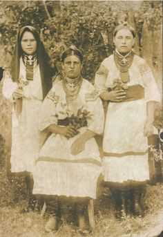 Here's What Ukrainians Looked Like 100 Years Ago