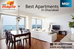 #MGI_Maple, #luxurious #residential project by #MGI_Group in Govindpuram, Ghaziabad with world-class #amenities and #facilities. To know more visit @ http://bit.ly/1soao5u