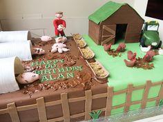#farming #cake