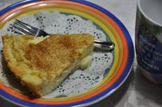 Suid Afrikaanse Melktert / South African Milk Tart / South African Milk Pie  When my parents moved to the USA from South Africa, they did not know a lot of people in Orange County, California. Luck...