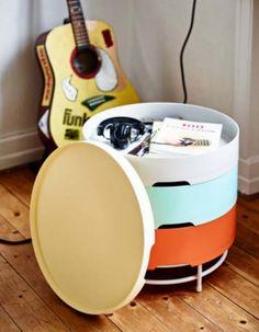 BLOG DECO DESIGNStorage table IKEA PS 2014 par Rich Brilliant Willing - BLOG DECO DESIGN