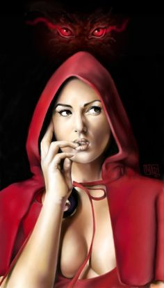 Remarkable, rather monica bellucci red riding hood remarkable
