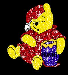 Winnie the Pooh - Cliparts e Gifs: Disney - Animações - Animations Disney Winnie The Pooh, Winnie The Pooh Pictures, Winnie The Pooh Christmas, Winnie The Pooh Quotes, Pooh Bear, Tigger, Eeyore, Bear Images, Famous Cartoons