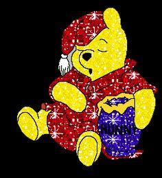 Winnie the Pooh - Cliparts e Gifs: Disney - Animações - Animations