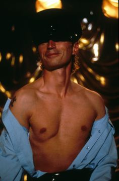 I've been devoted to Robert Carlyle since The Full Monty!