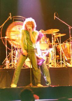 Led Zeppelin, Ahoy, Rotterdam, The Netherlands. 21-6-1980. Loudest concert ever!!