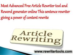 Power article rewriter for mac