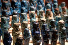 https://flic.kr/p/cqWPcN | Egito | Coleção de soldadinhos no Museu do Louvre - Paris/França