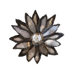 Lotus Wall Sconce // Ames Ingham Lighting