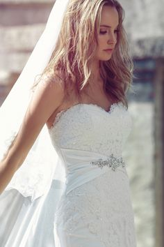 Mia Solano - Lace A-line Wedding Dress - Briony   M1504L (http://miasolano.com/Bridal-briony-wedding-dress-m1504l/)