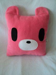gloomy bear pillow