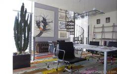 Ultra-Modern Renkli Parke Koleksiyonu   İç Mimari Tasarım