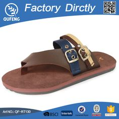 8ed46884142 Wholesale 2016 Summer Beach Outdoor italy style pu man sandal slipper