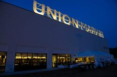 Union Market is an incredible warehouse style market. It's a center of culinary  creativity and has been a part of DC culture for 200 years.