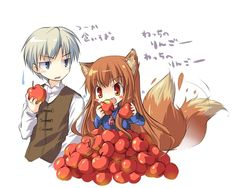 Spice and Wolf - Image Thread (wallpapers, fan art, gifs, etc.) - Page 54 - AnimeSuki Forum
