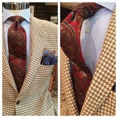 Stylish In The 'Sip — @msmcclellanmen #southwick