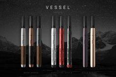Vessel Vape Pens - CBD Men's Lifestyle
