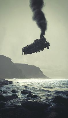 fly away train #photography